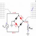 Çeşitli elektrik, elektronik, mekanik animasyonları (Gif formatında)