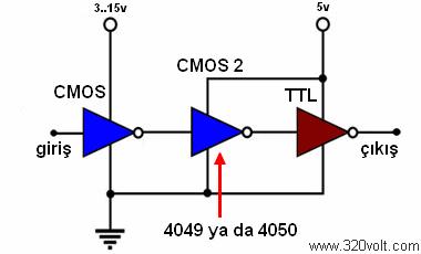 cmos-to-ttl-driver-entegrelerin-surulmesi-besleme-farki-transistorlu-devre