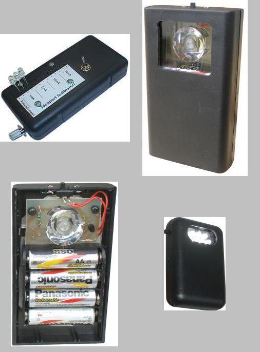 Mixed LED Lighting Circuits LEDs Project led el feneri led lamba ledli devreler