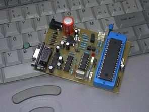 MC68HC908GP32 Programlayıcı devresi