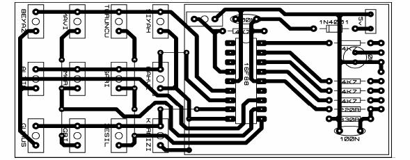 nokia-3310-proteus-isis-pic16f88-ares-pcb
