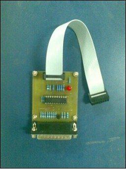 MSP430f149 JTAG Programmer Circuit MSP430F149 JTAG 2