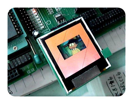 TFT LCD Applications Atmel AVR, ARM, STM32, LPCXX