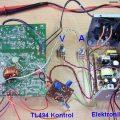 Akım voltaj ayarlı ATX smps güç kaynağı (modifiye)