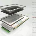 TFT LCD Üretim süreçleri (flash animasyon)