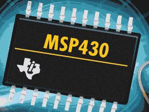 MSP430 başlangıç için basit bir test devresi