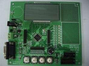 MSP430F413 demo geliştirme seti (şema, örnekler)