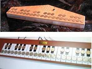 PIC Mikrodenetleyici kontrollü elektronik piyano