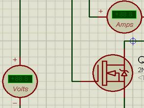 Proteus isis analog, dijital elektronik devre uygulamaları