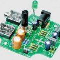 AD8648 Yüksek performanslı mikrofon preamplifikatör devresi