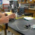 ATmega8 RF alıcı verici örneği TX434 RX434 su tabancası kontrolü