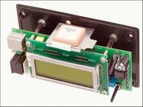 EM408 PIC18F4550 GPS Tekne bilgisayarı