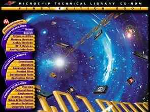 Microchip teknik döküman cd rom
