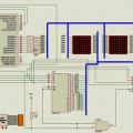 pic18f4550-vb-isis-usb-8x32-dot-matrix-led-leds-74hc154