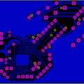 Bipolar step motor kontrol devresi ATMega8 L293B