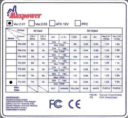 Схема Atx 500Pnr