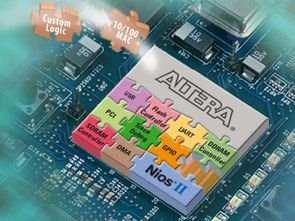 Altera FPGA CPLD Resimleri