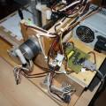 CNC Project ATMega16 X Y Z Motor Control Circuit atmega16 cnc tezgah eagle 120x120