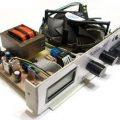 ATmega88 100w lcd ekranlı aktif elektronik yük devresi