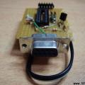 Simple Attiny2313 Programmer Circuit Com Port RS232  PonyProg avr programmer attiny2313 programmers rs232 120x120
