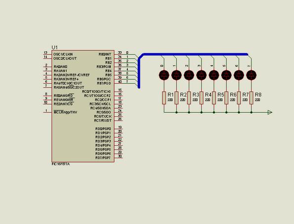 hi-tech-c-8-led-kayan-isik-uygulamasi-proteus-isis-leds