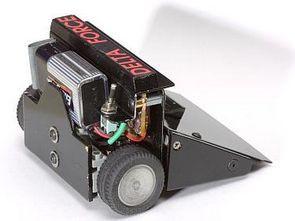 Mini Sumo Robot L293D PIC16F877