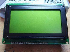 Arızalı 128X64 Grafik LCD incelemesi