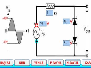 Elektronik devre animasyonları flash delphi c