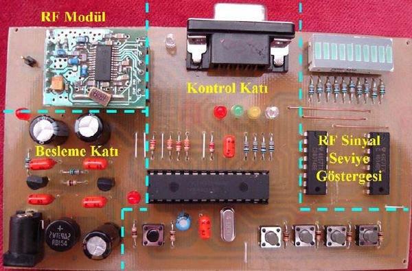 kontrol-rf-modul-besleme-kati-rf-sinyal-seviye