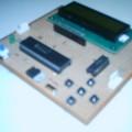 Unipolar Stepper Motor Control Circuit with PIC16F877 motor kontrol devre tamamlanmis hali 120x120