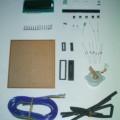 Unipolar Stepper Motor Control Circuit with PIC16F877 motor kontrol malzemeleri plaket entegre pasif elemanlar 120x120