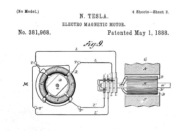 Nikola Tesla Magnetic Motor Amazing Tesla