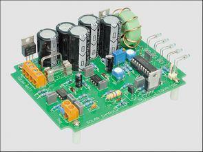12V 24V MPPT 140W Güneş paneli akü şarj  devresi