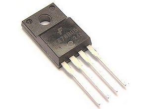 78RXX Serisi regülatör entegreleri (4 pin)