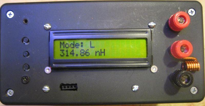 frequency meter circuit lcr meter atmega328 electronics projectslcmeter capacitance measurement 120x120 frequency meter circuit lcr meter atmega328