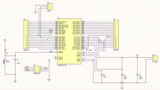atMega32-circuit-deney-atmel-avr