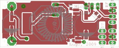 lm2576-eagle-pcb-board
