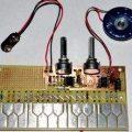 NE555 LM386 ile müzik kutusu