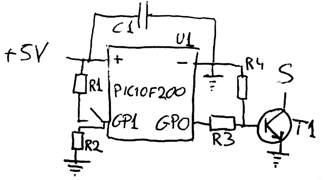 pic10f200-auto-mause-game