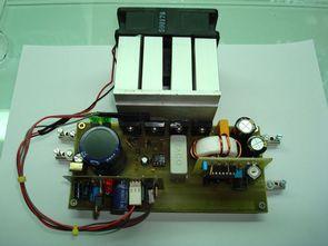 SG3524 IR2111 24V 12V 400W DCDC Çevirici devresi