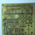 PIC16f628 DS18B20 Adjustable thermometer circuit termometre pcb baski devre ust plaket 120x120