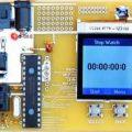 PIC18F2620 Nokia 6100 lcd menü arayüz  uygulaması microchip  C18