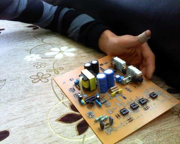 Dctodc Converter Is An Electronic Circuit Which Converts A Source