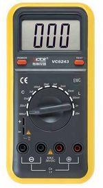 LC-Meter-VC6243-circuit-VC6243-scehema