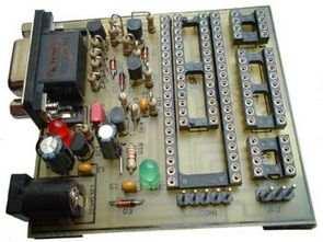 All pic programmer basit ucuz seri port programlayıcı