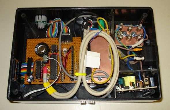 atmel-AVR-power-logger-LMC6484AIN-ADE7757- AD623AN
