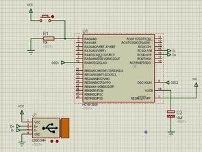 CCS C USB Hid uygulaması C sharp PIC18F2550