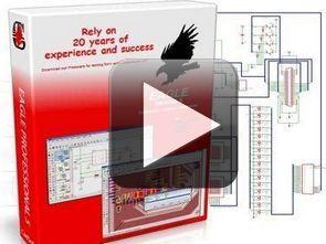 Eagle görsel videolu eğitim (flash, kütüphaneler, örnekler)