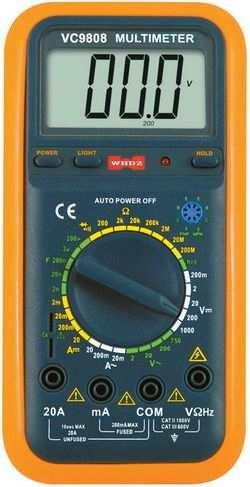 olcu-aleti-devresi-Digital-Multimeter-VC9808