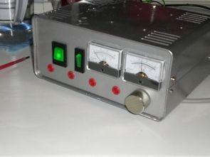 UA723 2N3055 0 30 Volt 5 Amper Güç Kaynağı